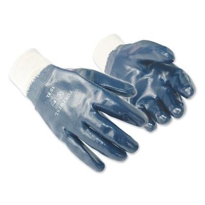 Portwest A300 Nitrile Knitwrist Glove Pkt 12
