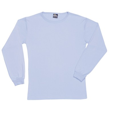 Portwest B123 Thermal T-Shirt Long Sleeved