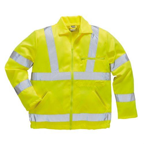 poly cotton jacket