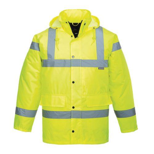 portwest s461 hi viz breathable jacket