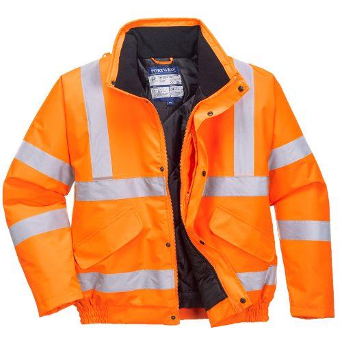 portwest-s463-hi-vis-bomber-jacket