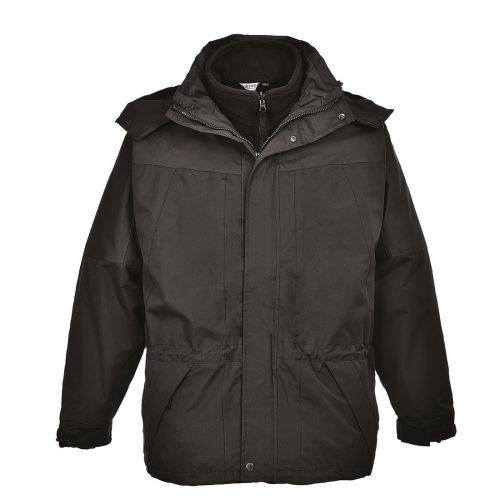 3 in 1 mens jacket