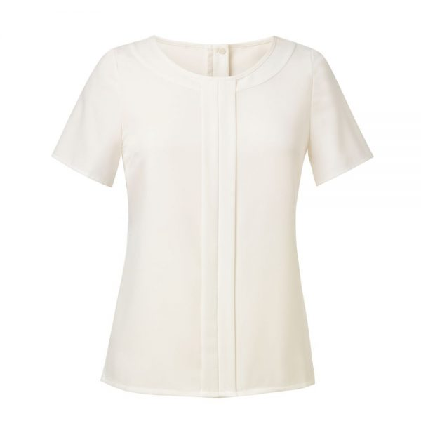 felina short sleeve blouse