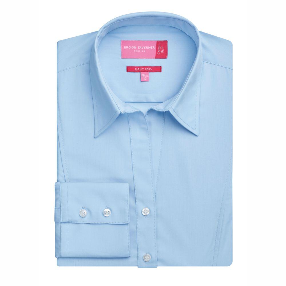 Wofupowga Mens Easy Care Business Summer Short Sleeve Basic Dress Shirts