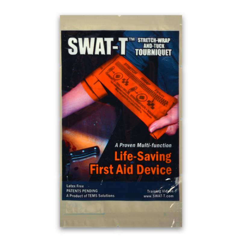 Swat-T Tourniquet Rescue Orange