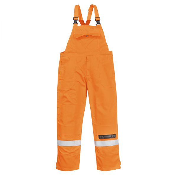 Oil and Gas Bib and Brace Overalls
