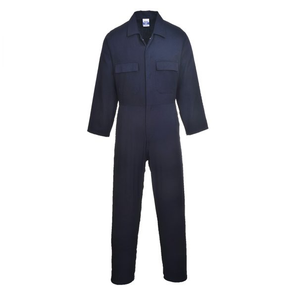Poly Cotton Coveralls
