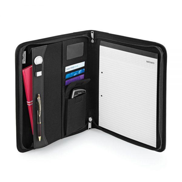zipper portfolio