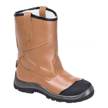 Mens Safety Rigger Boots
