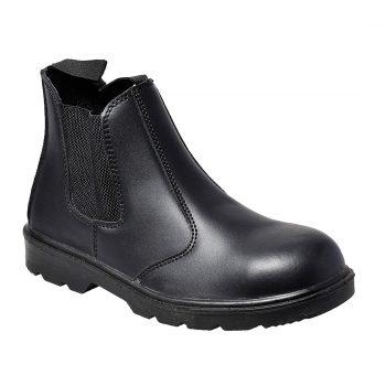 Mens Safety Dealer Boots