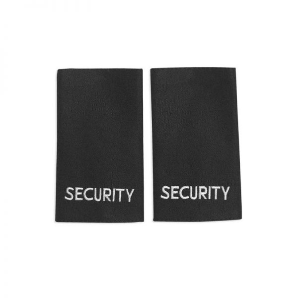 security epaulettes