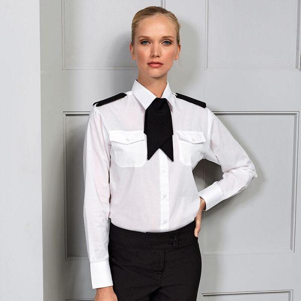 pilot blouse