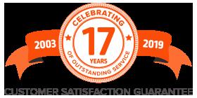 2003-2019 Celebrating 17 Years