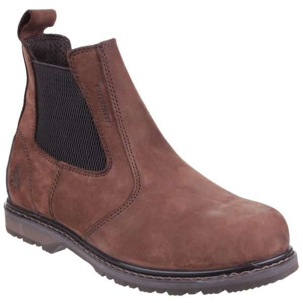 090d63d6666 Mens Safety Dealer Boots - All Clothing