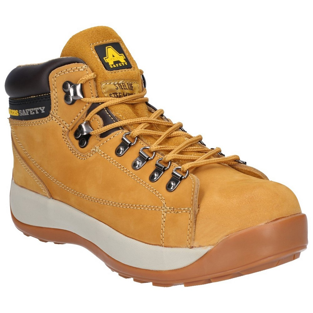 2eff5ea5ec0 Amblers Safety FS122 Hardwearing Lace up Safety Boot