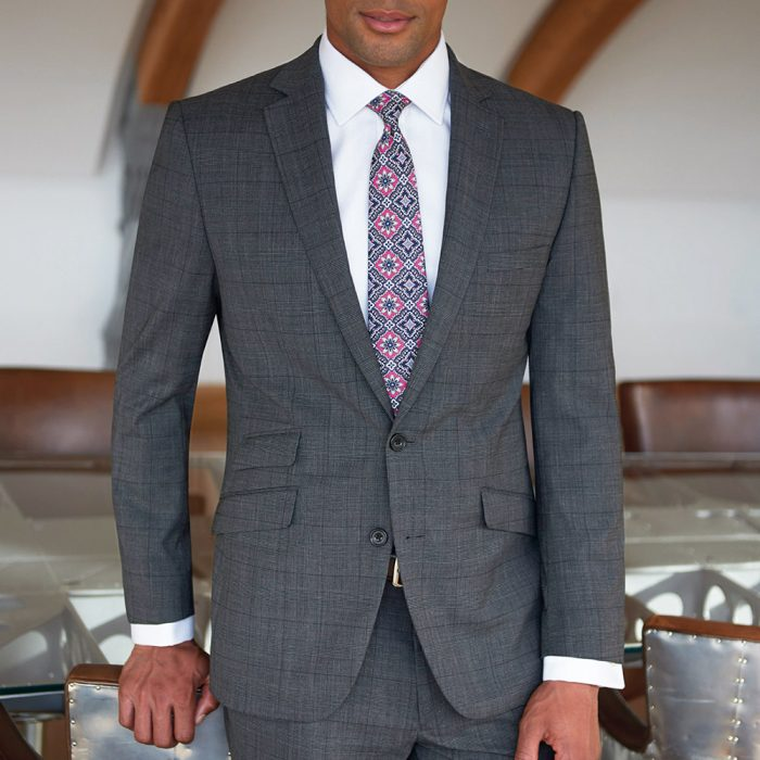 Signature Collection Cassino Jacket Charcoal