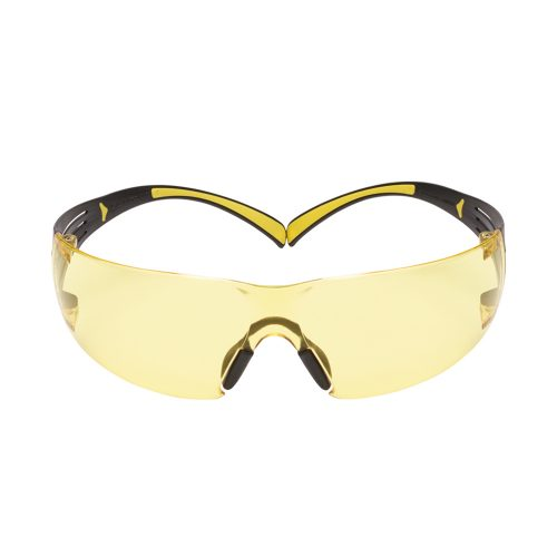 3M SF403 Safety Glasses Amber