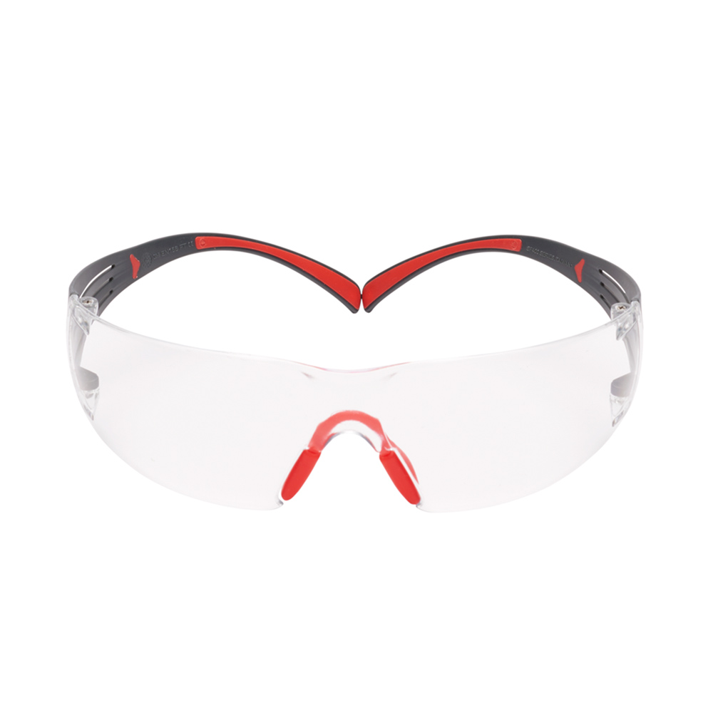 3M SF401 Safety Glasses Clear