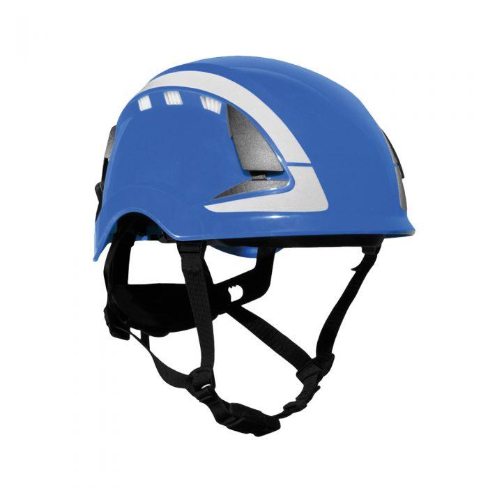 3M X5003 Vented Helmet Blue