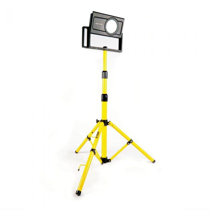 Stein Single Head Tripod Stand for Led Lenser iF8R Site Light