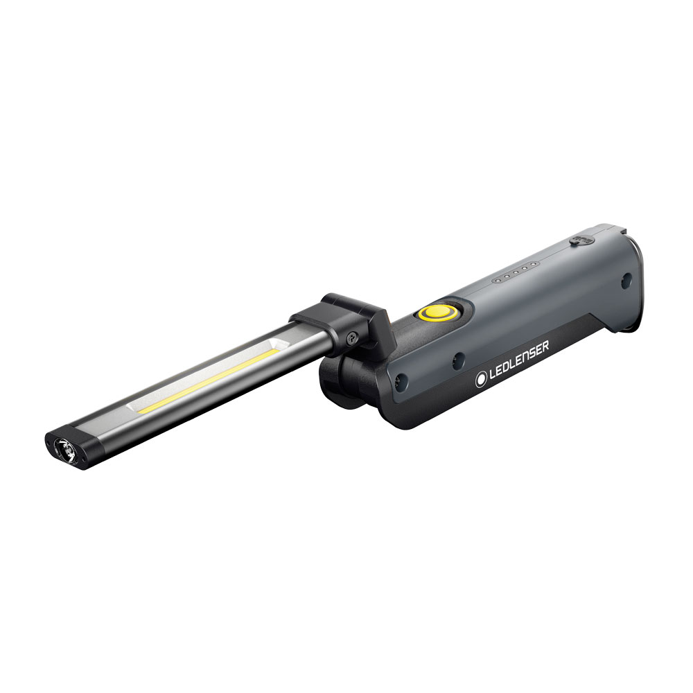 Led Lenser iW5R Flex Rechargeable LED Inspection Light 600 Lumen