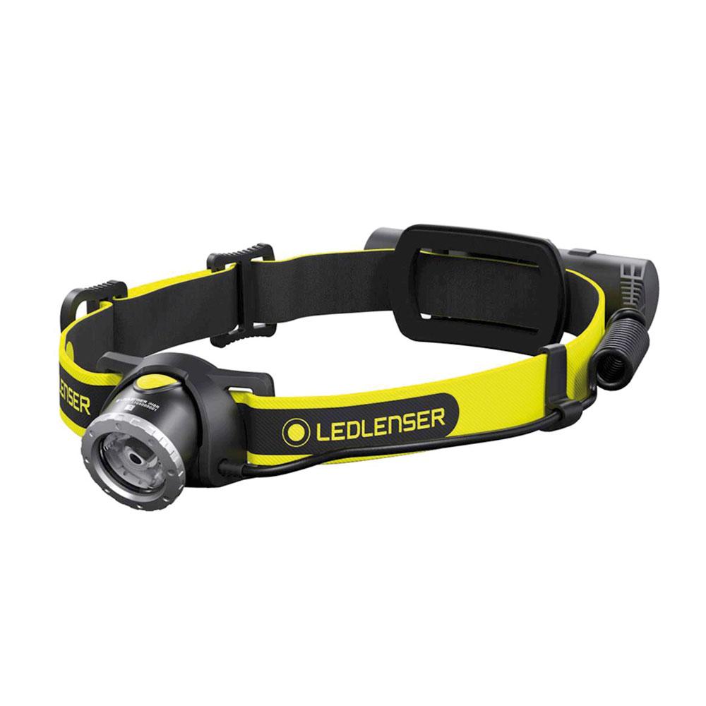 LED Lenser iH8R Rechargeable LED Head Torch 600 Lumen