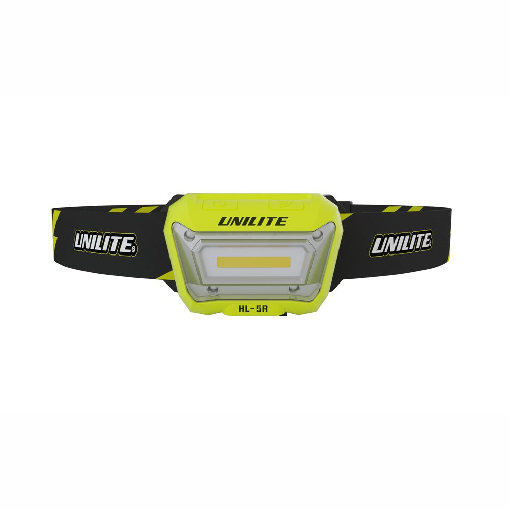 Unilite HL-5R Sensor LED Head Torch 325 Lumen
