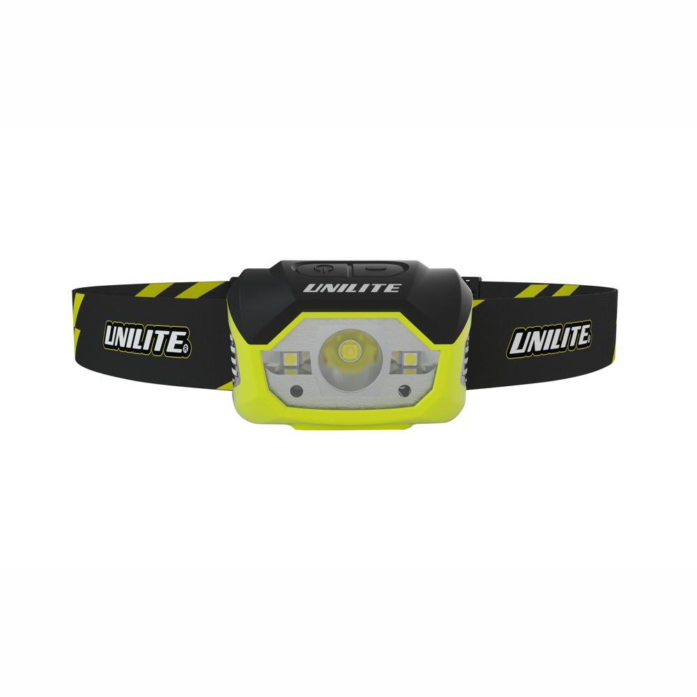 Unilite HL-7R Sensor LED Head Torch 475 Lumen