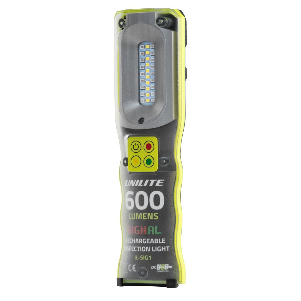 Unilite IL-SIG1 Rechargeable LED Signal Light 600 Lumen