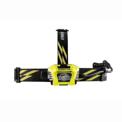 Unilite Rail-HDL9R CREE LED Rechargeable Head Torch 750 Lumen