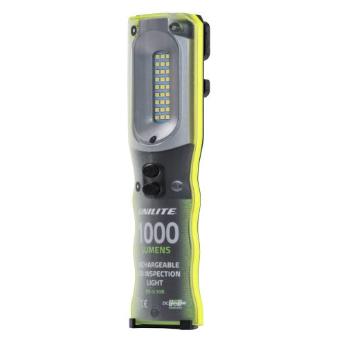 Unilite PS-IL10R Rechargeable LED Inspection Light 1000 Lumen