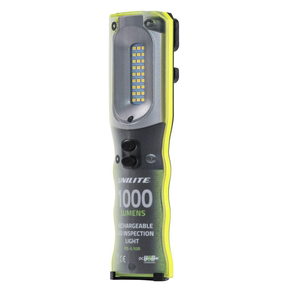 Unilite PS-IL10R Rechargeable LED Inspection Light 1000 Lumen