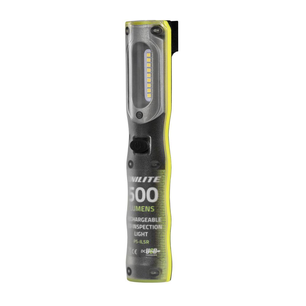 Unilite PS-IL5R Rechargeable LED Inspection Light 500 Lumen