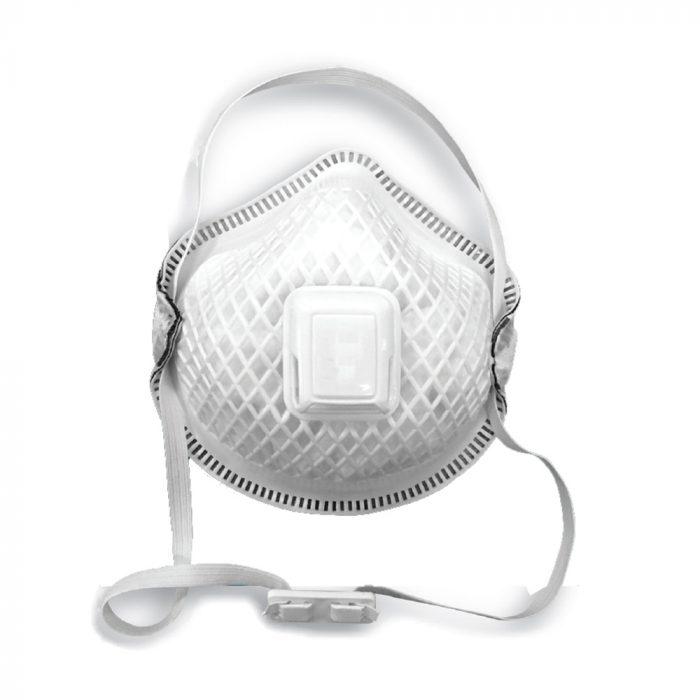 FFP3 Valved Dust Masks
