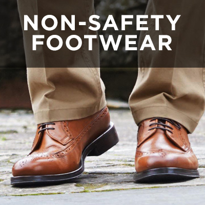 non-safety footwear
