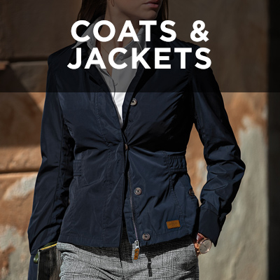 Leisurewear Coats and Jackets