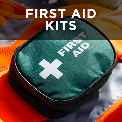 Safety & PPE: First Aid Kits