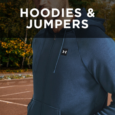 Leisurewear Hoodies & Jumpers