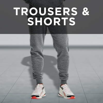 Leisurewear Trousers & Shorts