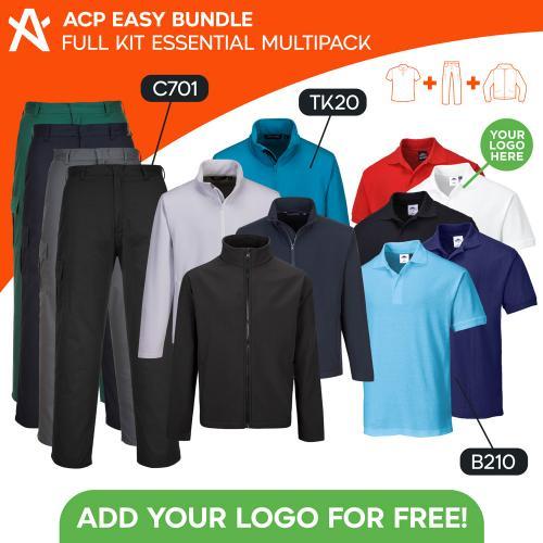 ACP Easy Bundle Full Kit Essential Multipack